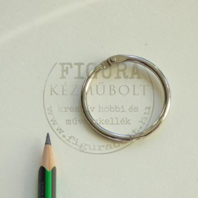 Albumgyűrű, nyitható 38mm 5db/cs
