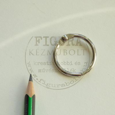 Albumgyűrű, nyitható 30mm