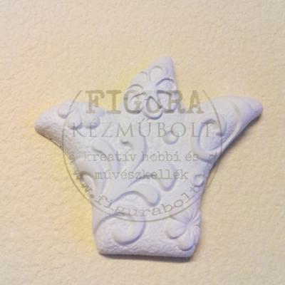Gipsz fűcsomó dombormintás 60*65mm