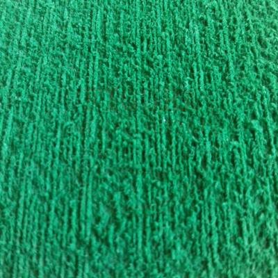 Flokkolt (frottír) dekorgumi A4 - ZÖLD