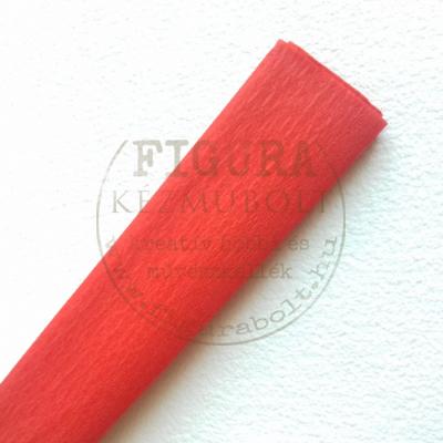 Krepp papír - 01 PIROS
