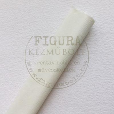 Krepp papír - 03 KRÉM