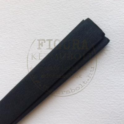 Krepp papír - 19 FEKETE