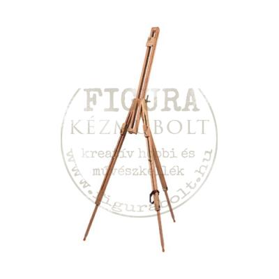 Tábori festőállvány FRAGILE - összecsukva kb. 8*14*86cm