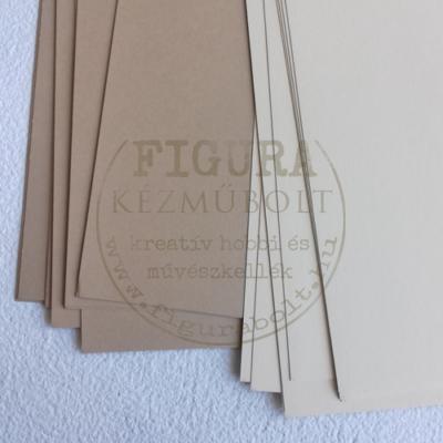 Kétoldalas karton A4 200g/m2 - DRAPP