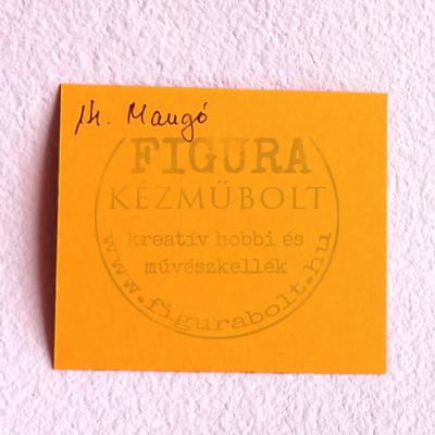 Fotókarton kétoldalas A4 300g/m2 - 14 mangó