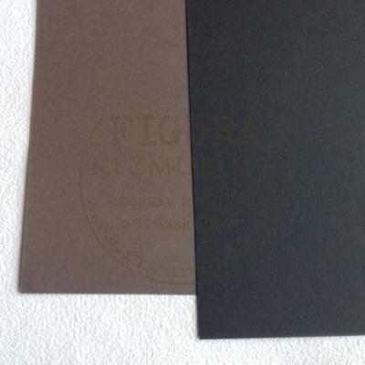 Fotókarton kétoldalas A4 300g/m2 - 90 fekete