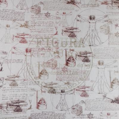 Decoupage papír (dekupázs) Tasotti 50*70cm - Leonardo