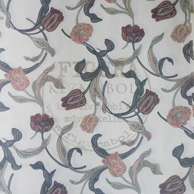 Decoupage papír (dekupázs) Tasotti 50*70cm - Keleti mintás tulipán-futó