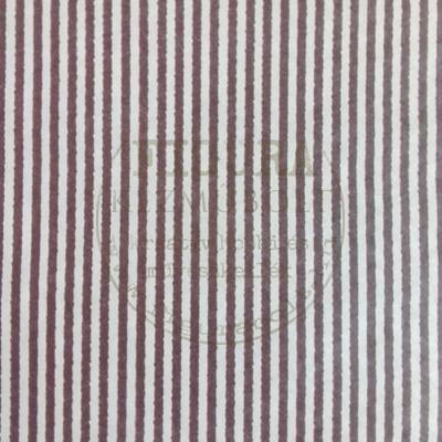 Decoupage papír (selyempapír vastagságú) 25*35cm - Bézs-Barna csíkos