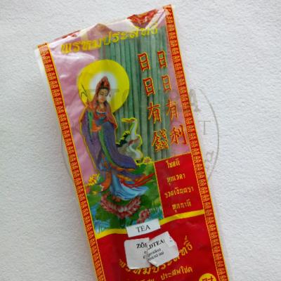 Füstölő tasakos kínai 40szál - ZÖLD TEA