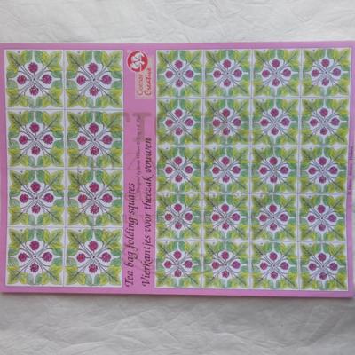 Teafilter papír A4 lapon 28db