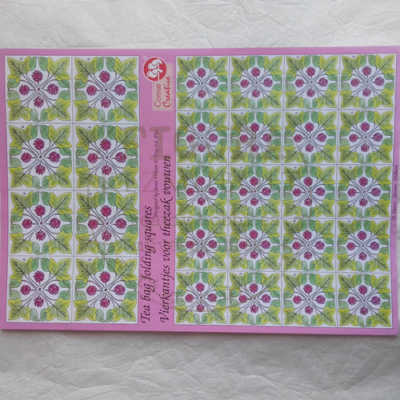 Teafilter papír A4 lapon 28db - BODZA