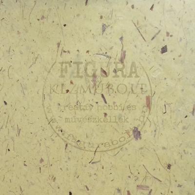 Rostselyem (Japánpapír) 50*70cm 25g/m2 - SÁRGA