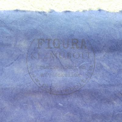 Rostselyem papír 50*70cm - LILA