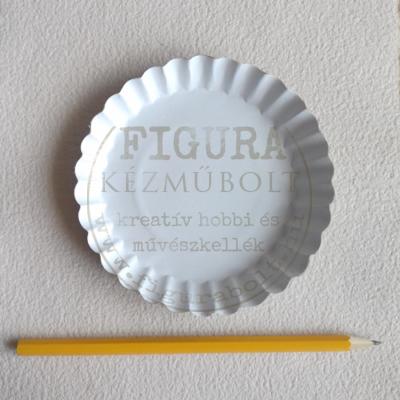 Papírtányér 12,5cm (mini)