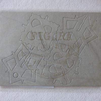 Kreatív egységcsomag: Karácsonyfadísz 4db*9cm - Térbeli formák