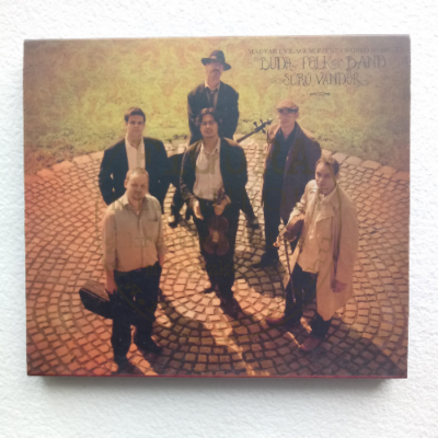 CD: Buda Folk Band / Sűrű vándor