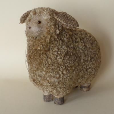 Bárány kenderbundával 20cm
