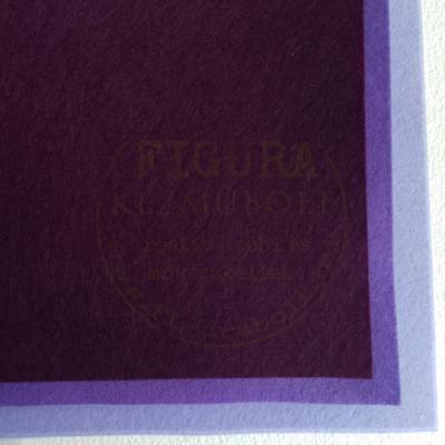 Filc anyag (dekorfilc) A4/1mm - PADLIZSÁN