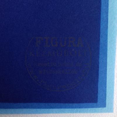 Filc anyag (dekorfilc) A4/1mm - MATRÓZKÉK