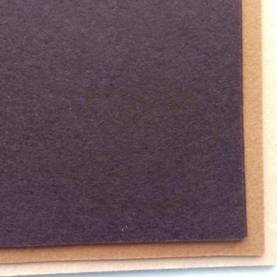 Filc anyag (dekorfilc) A4/1mm - SÖTÉTBARNA