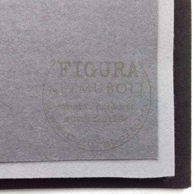 Filc anyag (dekorfilc) A4/1mm - SZÜRKE