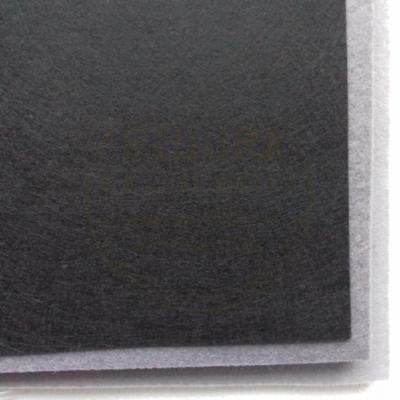 Filc anyag (dekorfilc) A4/1mm - FEKETE