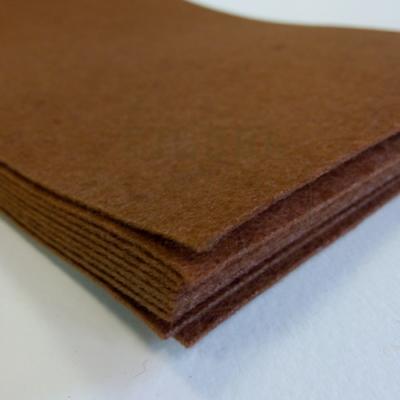 Filc anyag (dekorfilc) A4/1mm - BARNA
