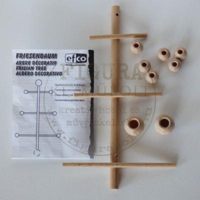 Kreatív egységcsomag: Ágas dekor 18cm