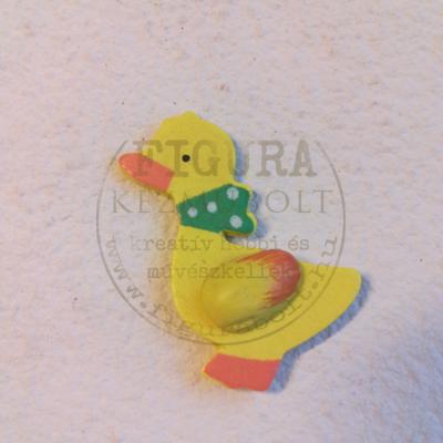 Fa 3D liba 36*42mm - SÁRGA